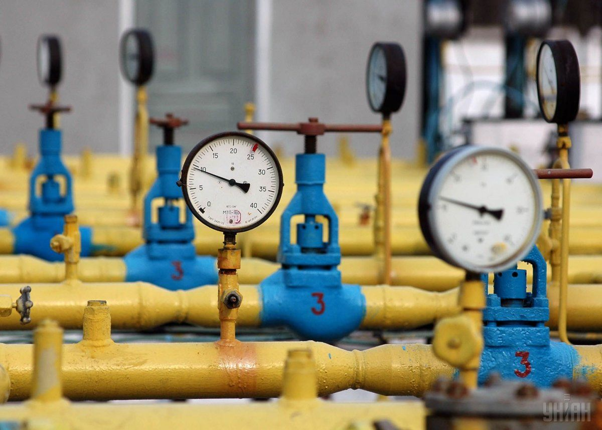 Средняя цена импортного газа в июне составила 266 долл. / фото УНИАН