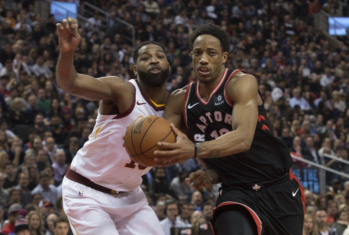 Торонто - Кливленд / REUTERS