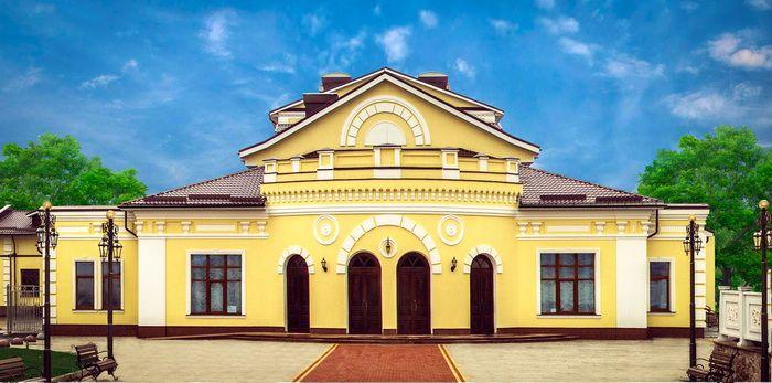 Відреставрований театр зможе приймати по 420 гостей / oda.zt.gov.ua