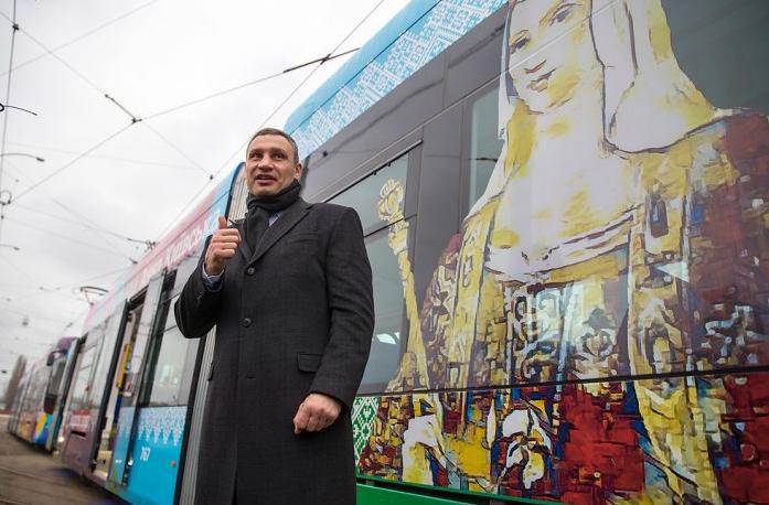 Кличко также рассказал, чем обусловлен выбор именно трамваев польского производства