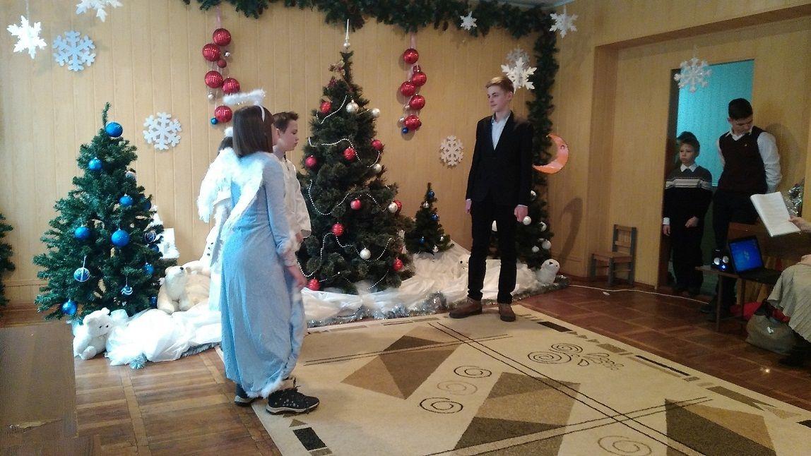 Воспитанники воскресной школы Кременчуга показали театрализованную постановку / news.church.ua
