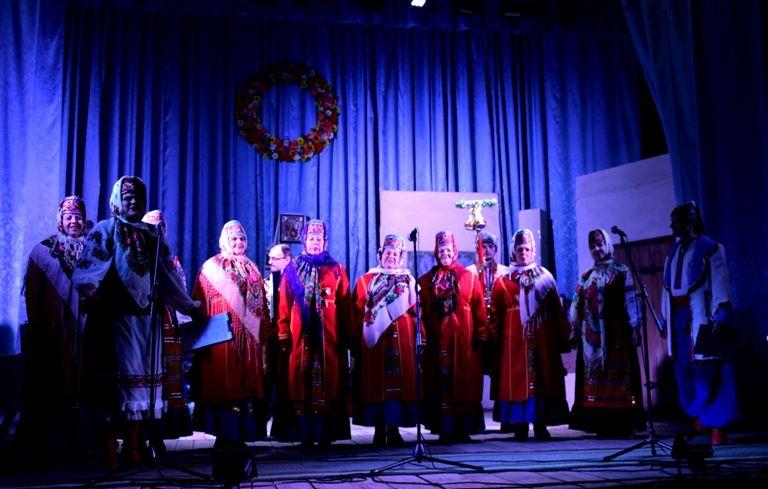 На Житомирщині провели фестиваль колядок та щедрівок / фото zt.gov.ua