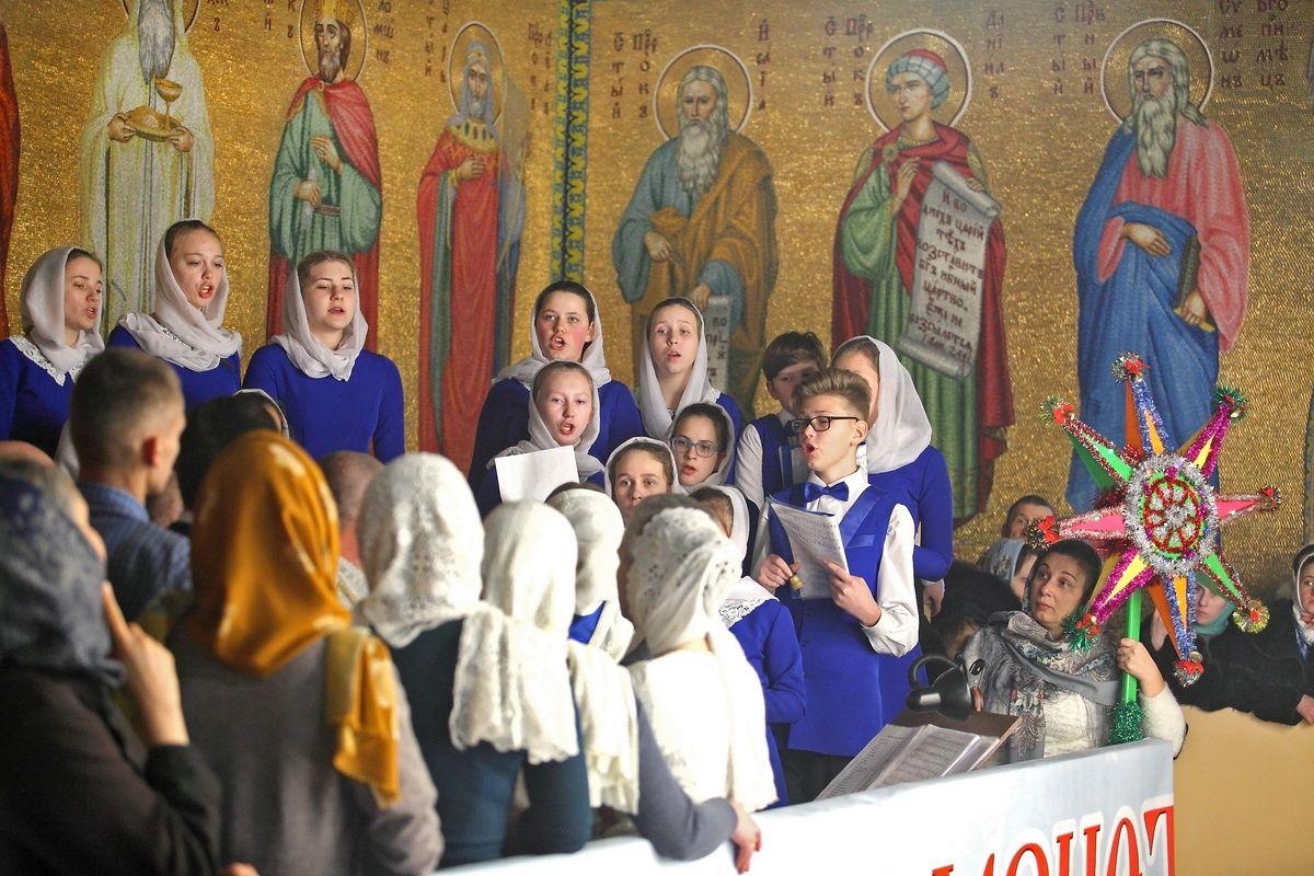 Колядки є невід'ємною частиною святкування Різдва Христового в Україні / news.church.ua