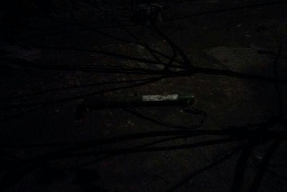 Внаслідок пострілу ніхто не постраждав / фото od.npu.gov.ua