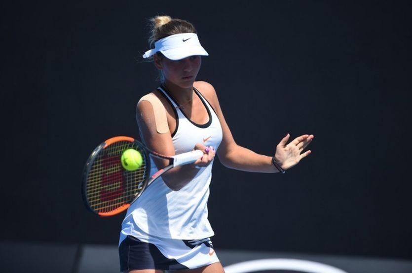 Марта Костюк вышла в финал квалификации Открытого чемпионата Австралии/ btu.org.ua