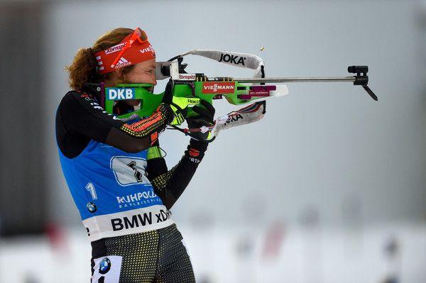 Лаура Дальмайєр приніс Німеччині перемогу на фініші естафети / pinterest.com.au