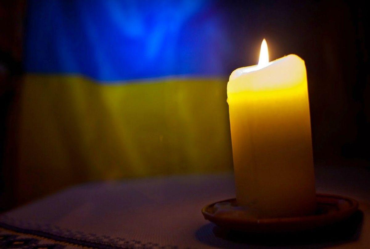 Сегодня на фронте погиб украинский военный / фото УНИАН