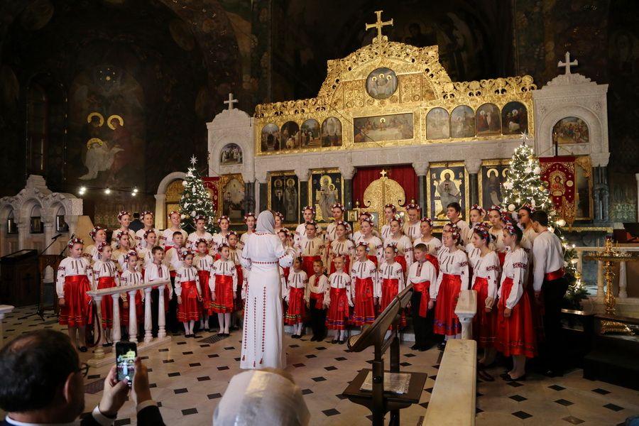 Рождественский фестиваль колядок / news.church.ua