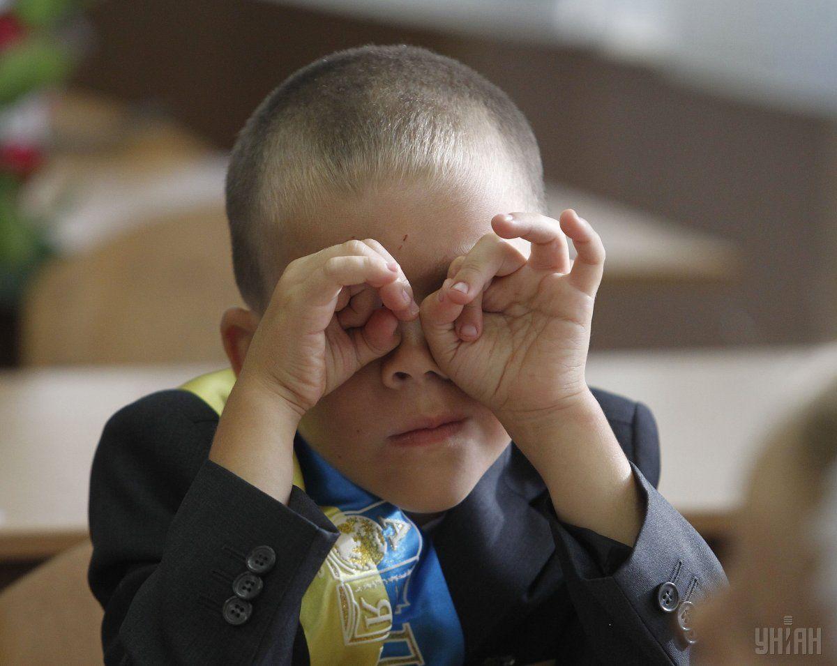 Карантин в школах / фото УНИАН