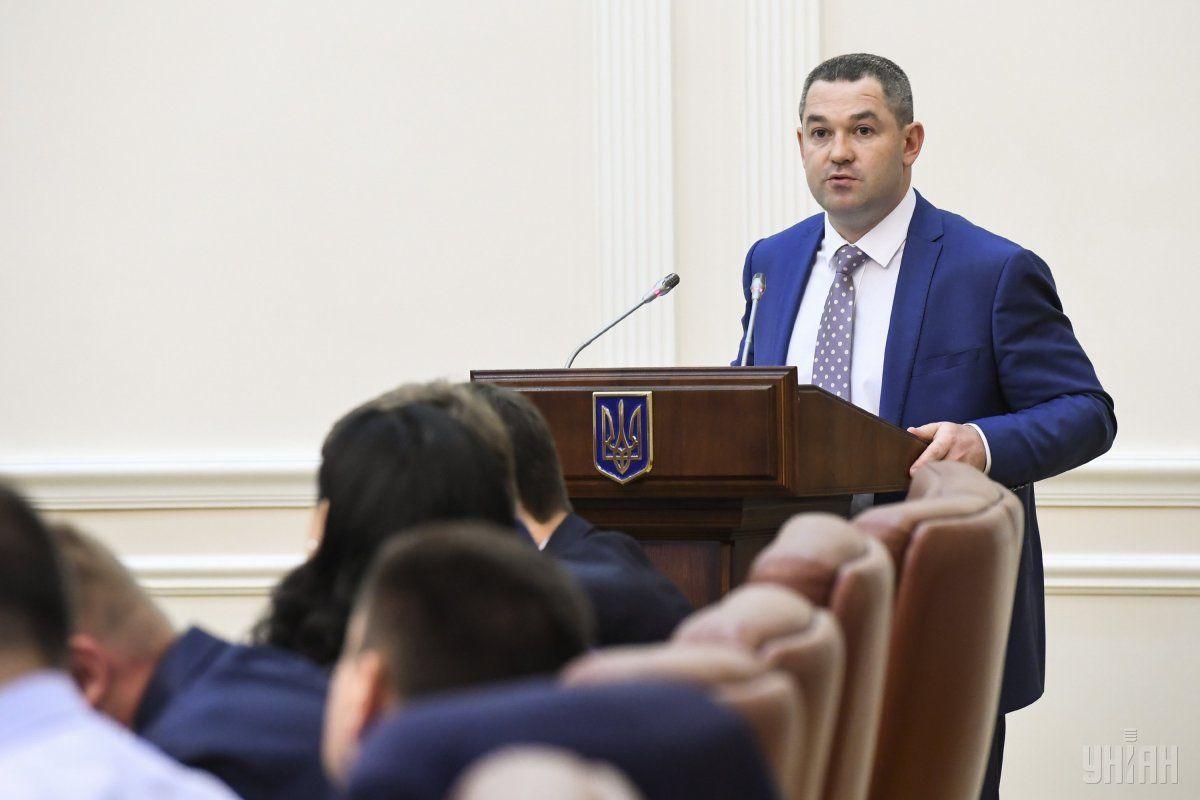 Глава ГФС Мирослав Продан подал в отставку / Фото УНИАН