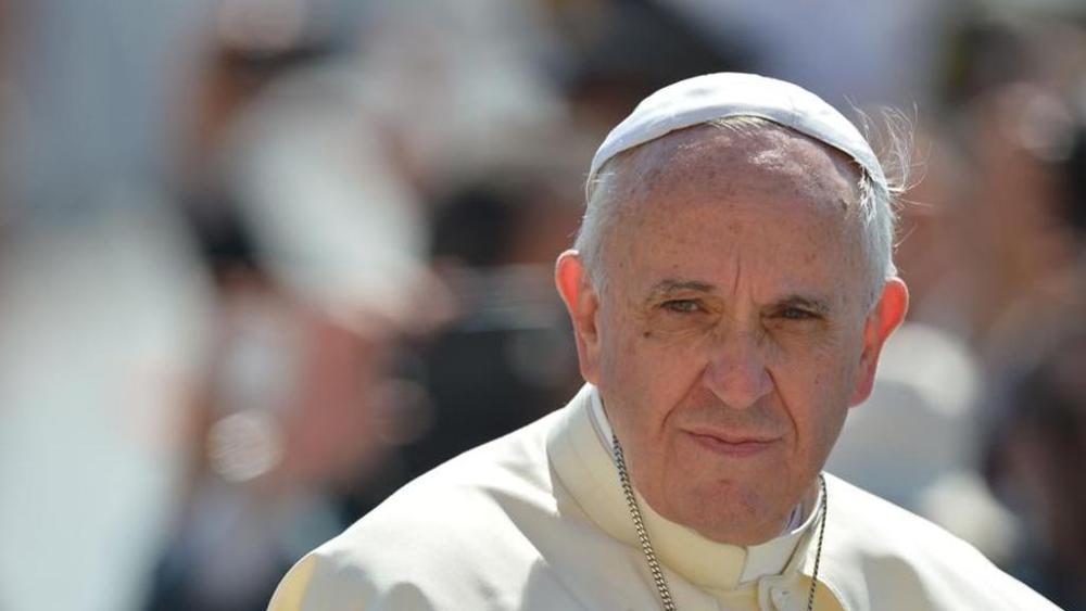 Папа Римский / mondayvatican.com