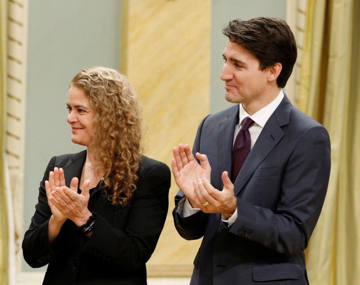 Генерал-губернатор Канады уходит в Украинское государство иЛатвию