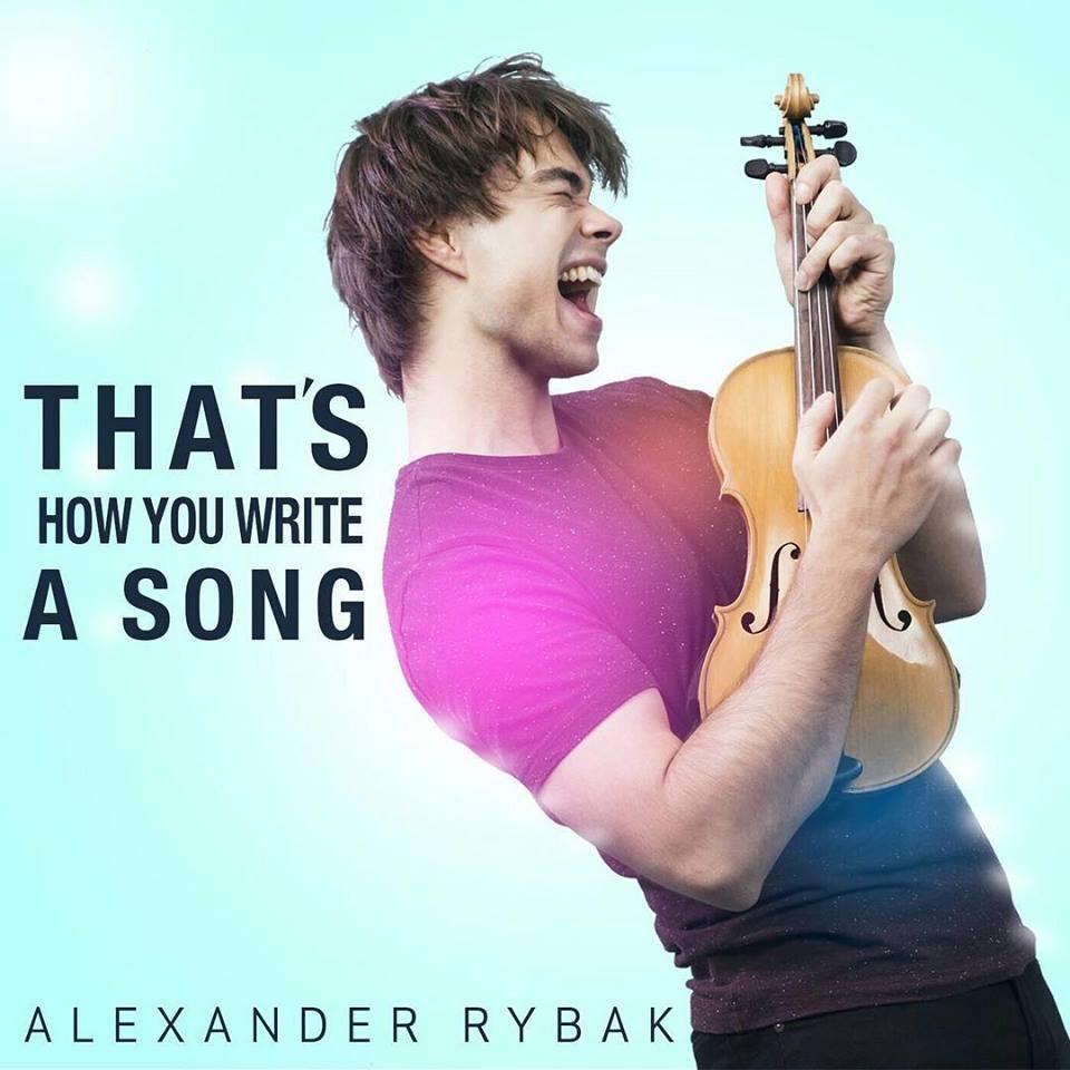Facebook Alexander Rybak