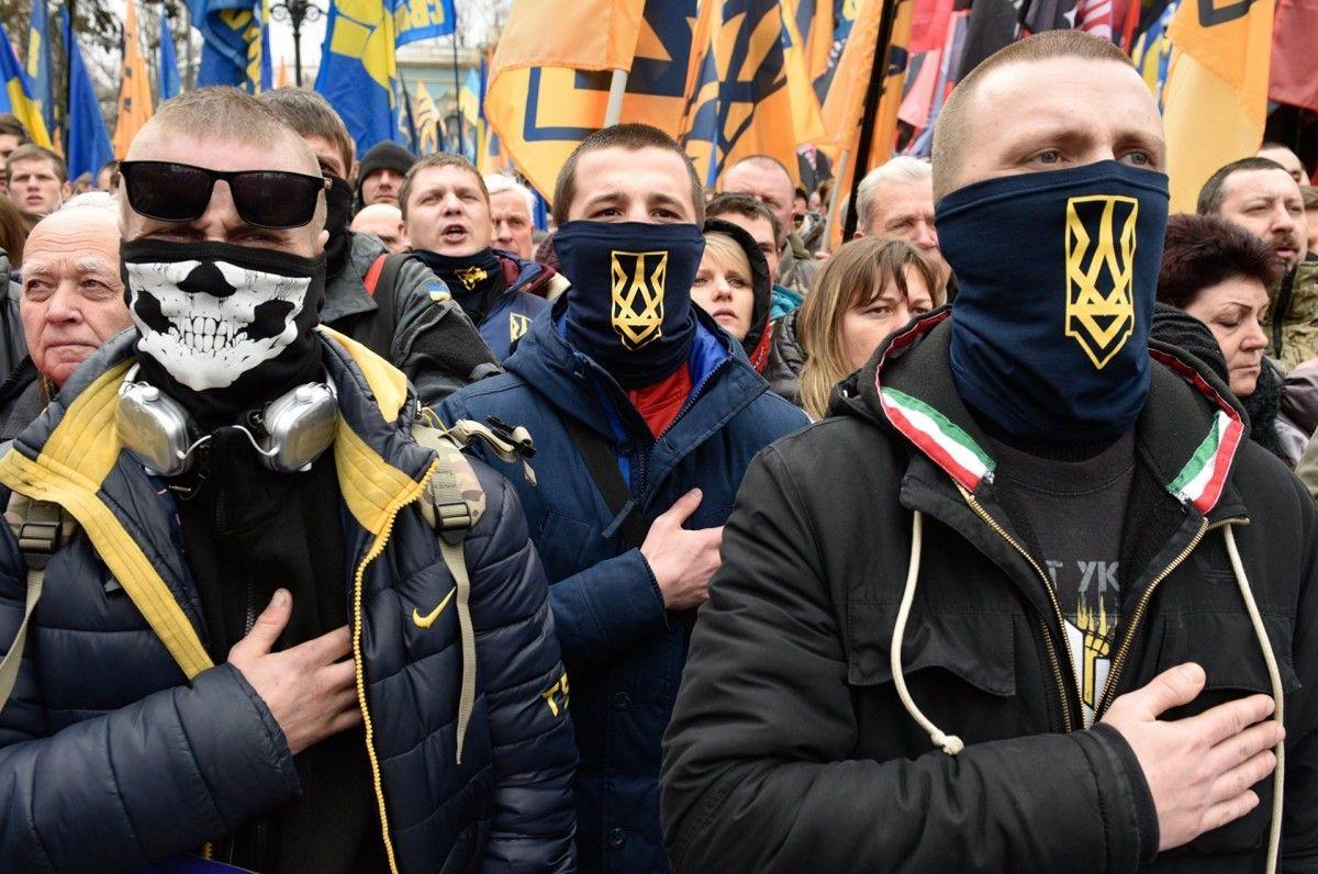 В УПЦ предупреждают, что націоналрадикали планируют провокации вокруг Лавры /news.church.ua