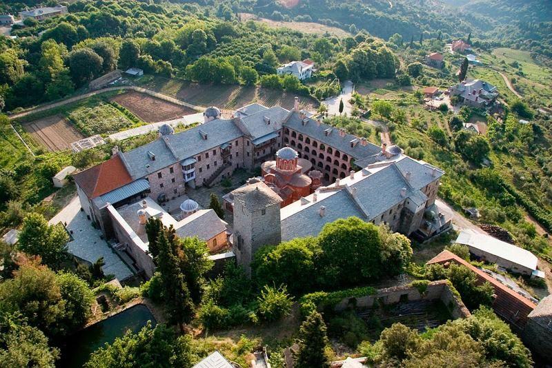 Монастырь Кутлумуш / фото из открытых источников