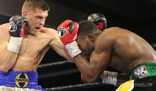 Дерев'янченко не зможе провести бій за титул чемпіона світу / klitschko-brothers.com