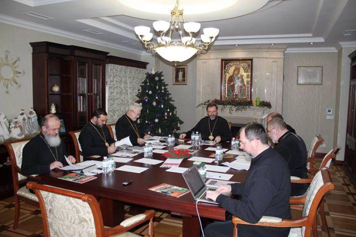 У Києві розпочав свою роботу Синод Єпископів Києво-Галицької Митрополії / news.ugcc.ua