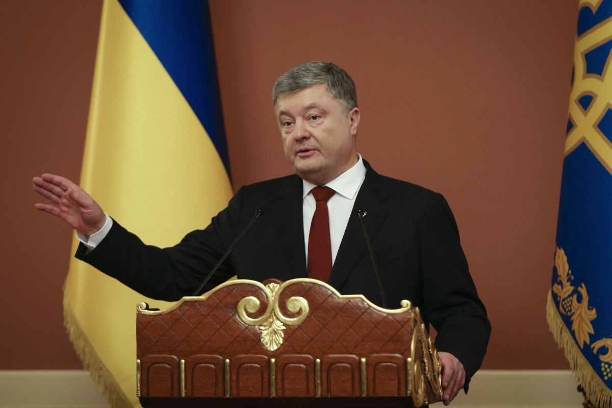 По словам президента, Киев координирует усилия с ЕС в противодействии пропаганде РФ / фото president.gov.ua
