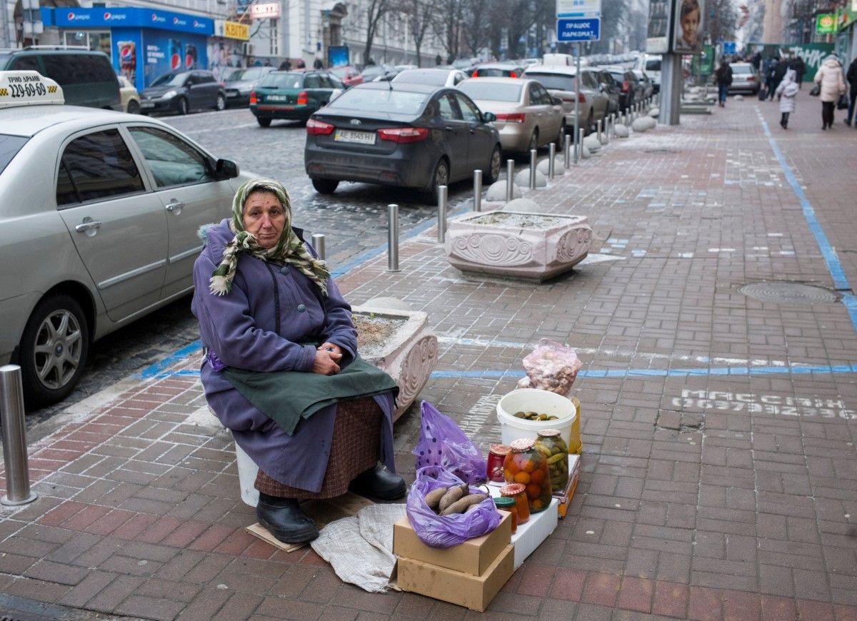 Главной угрозой для украинского общества сегодня стала бедность / Иллюстрация REUTERS