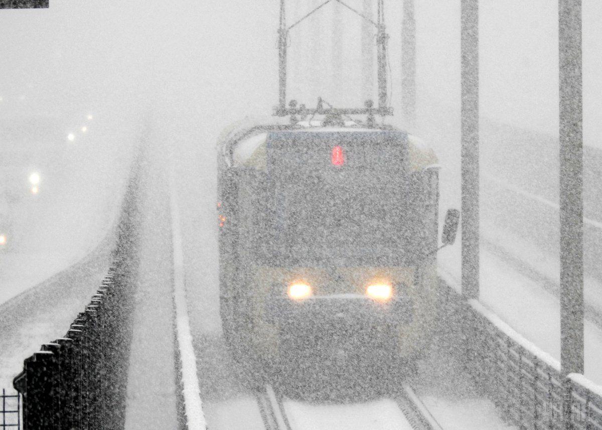 В Україні сьогодні пройде сніг / УНІАН