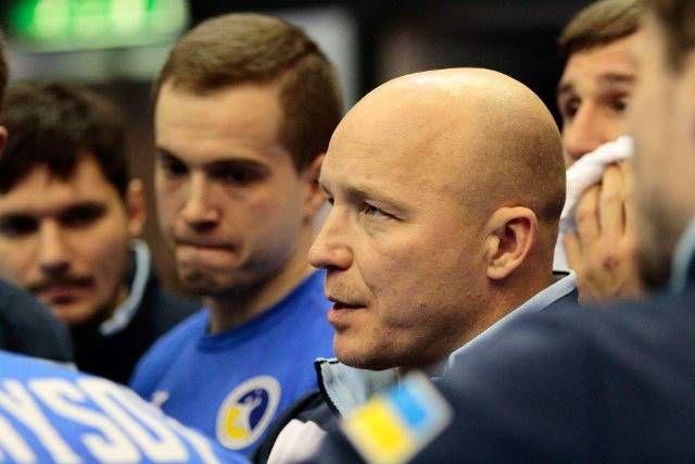 Андронов поскаржився на поганий настрій команди на матчі відбіркового турніру / handball.net.ua