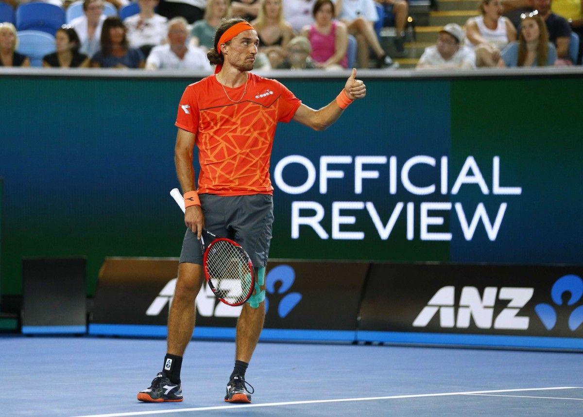 Долгополов вышел в третий круг Australian Open / Reuters