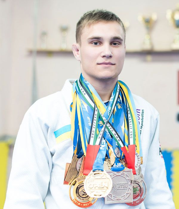 Непота выиграл золото чемпионата Европы / skborec.com.ua