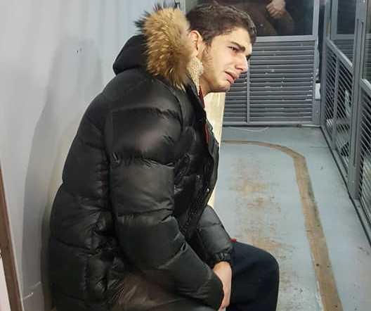 Прокуратуры потребовала определить Енгибаряну меру пресечения в виде содержания под стражей без возможности внесения залога / фото gx.net.ua