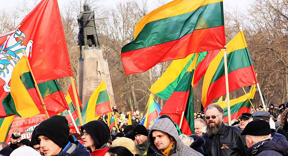 16 февраля День независимости Литвы / ru.sputniknews.lt