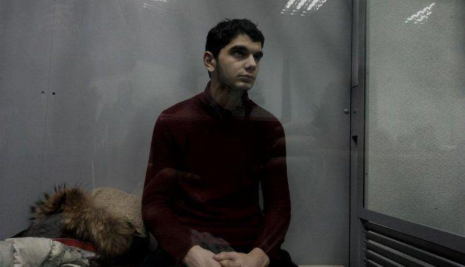 Сам Енгібарян во время заседания вину признал / фото newsroom.kh.ua