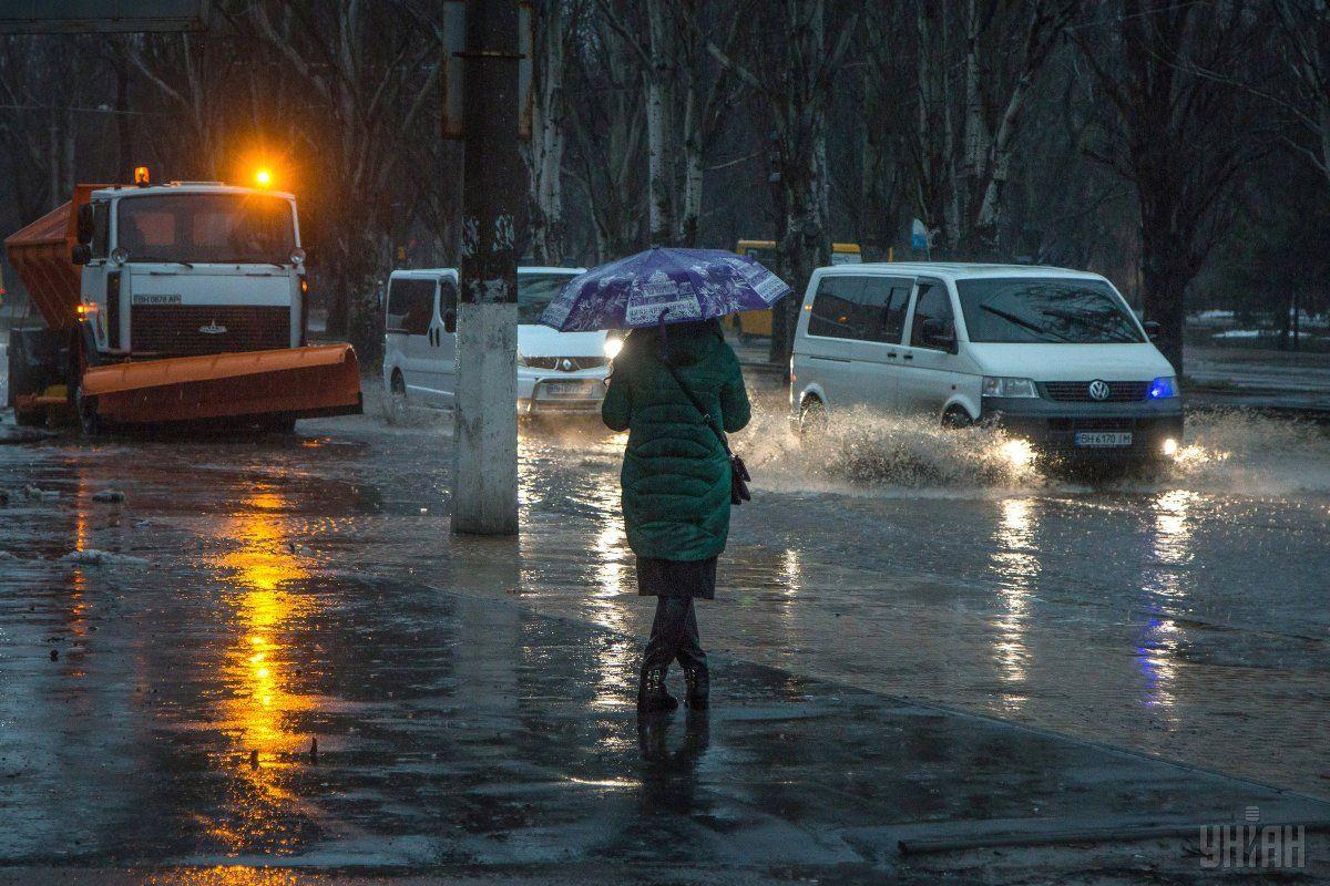 В Украиневозможен дождь / УНИАН