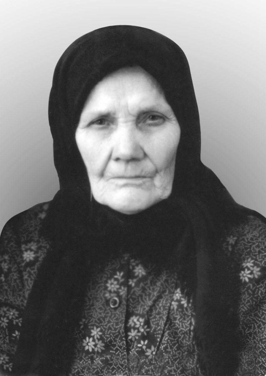 Дарья Васильевна Яковенко, бабушка митрополита Святогорского Арсения / svlavra.church.ua