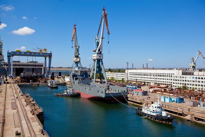 Крымский завод «Залив» вобход санкций получил генераторы германского компании MAN