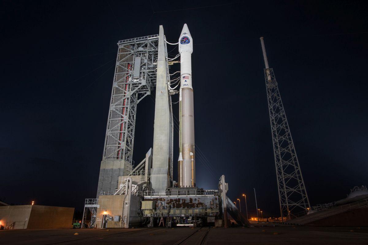 Запуск Atlas V відклали з технічних причин / фото ulalaunch.com