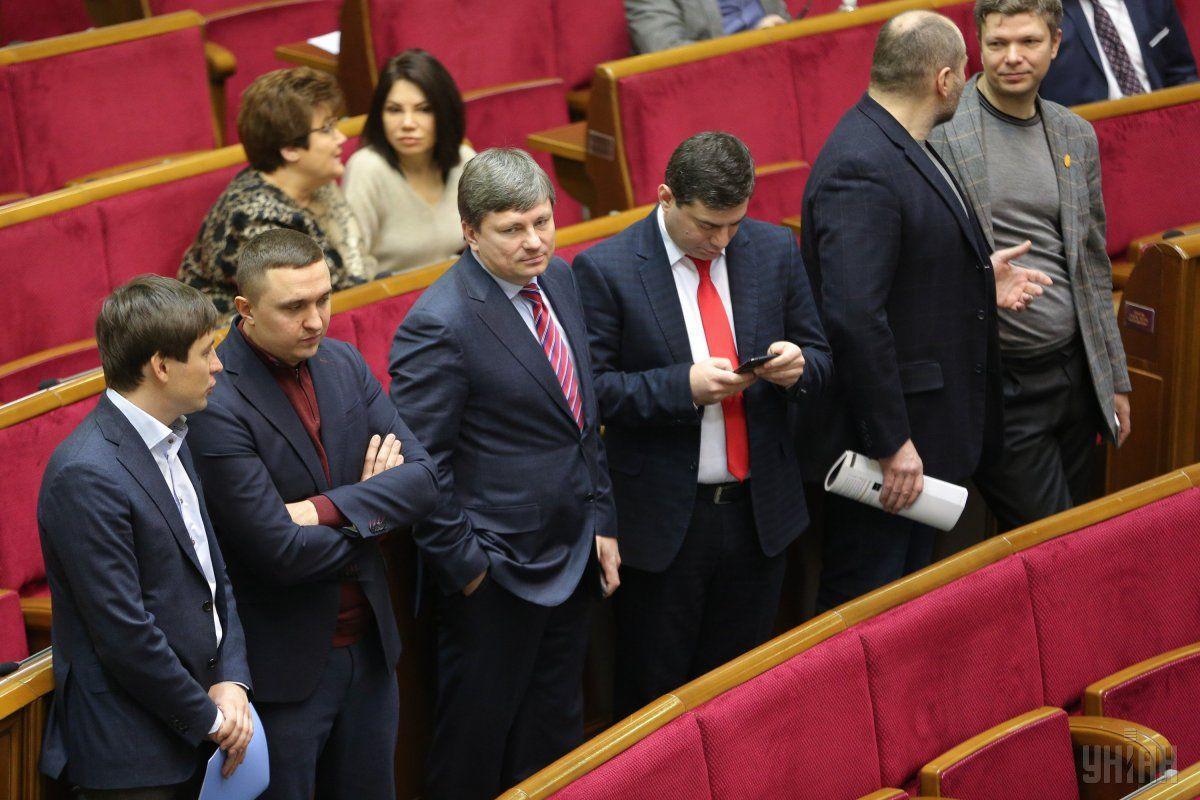Депутаты видят в законе об Антикоррупционном суде угрозу  / фото УНИАН