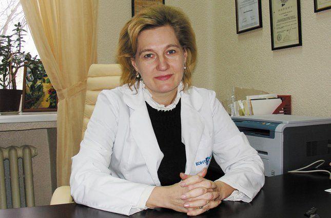 Голубовская отреагировала на протесты против прибытия украинцев из Китая  / фото zn.ua