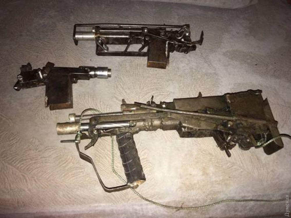 У катакомбах знайдено зброю / фото dumskaya.net