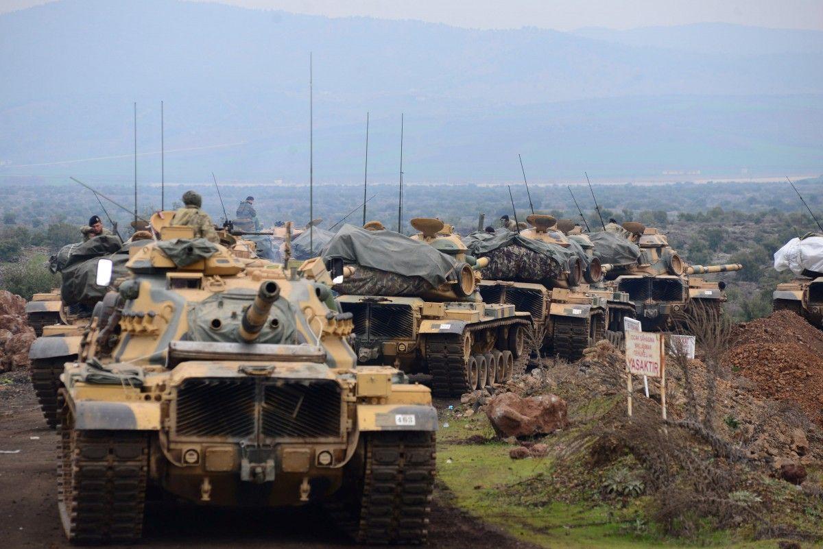 В Німеччині і Франції закликали до припинення боїв у районі Афріна