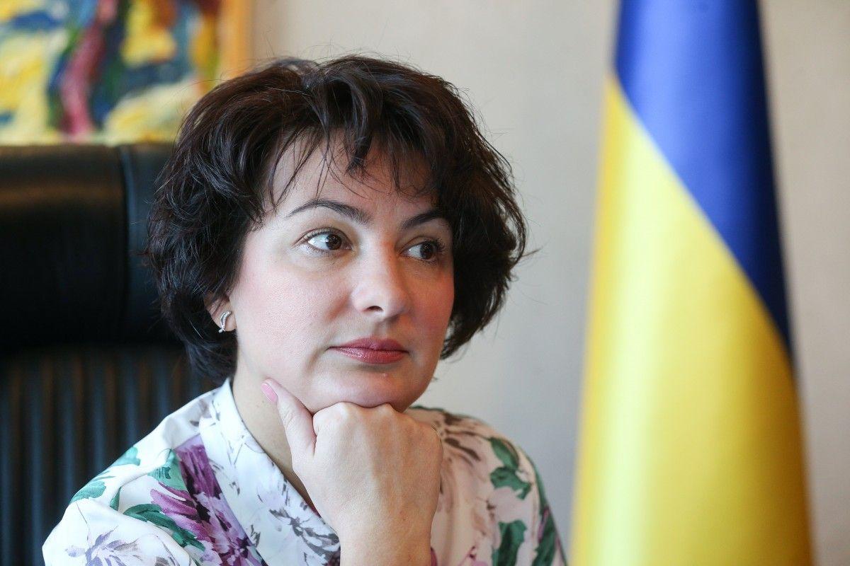 Заступник міністра юстиції Олена Сукманова розповіла, що через реєстраторів-злочинців втратити свій бізнес або власність в Україні можна буквально за декілька хвилин / УНІАН