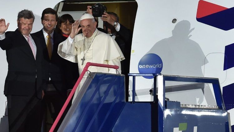 Папа Римский завершил визит в Южную Америку / vaticannews.va