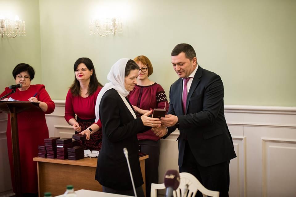 В семье отца Николая и матушки Елены воспитываются шестеро сыновей / news.church.ua