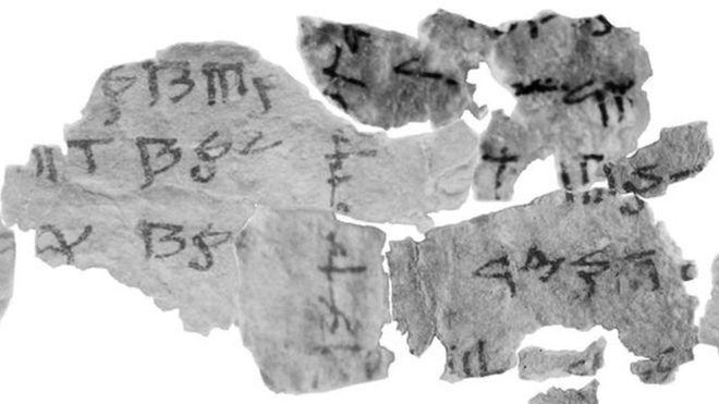 Археологи потратили год на то, чтобы расшифровать древние манускрипты / UNIVERSITY OF HAIFA