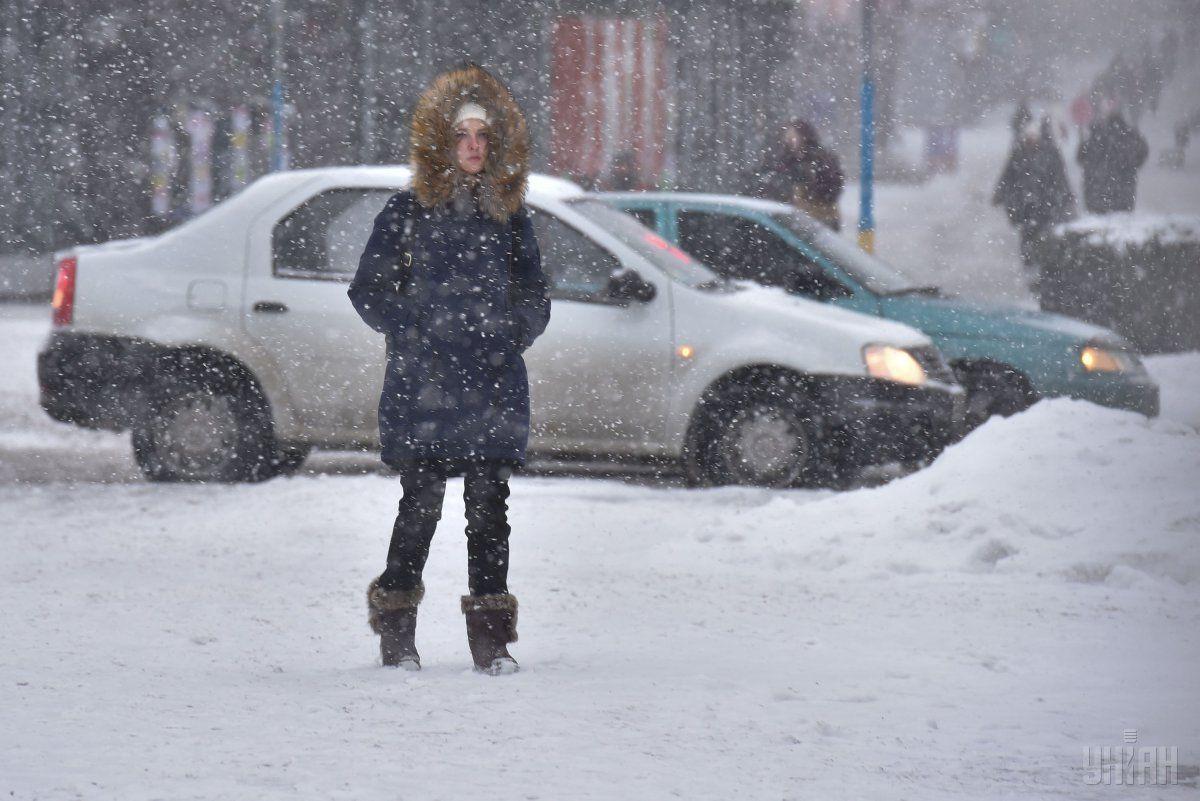 В Україну повернуться снігопади / УНІАН