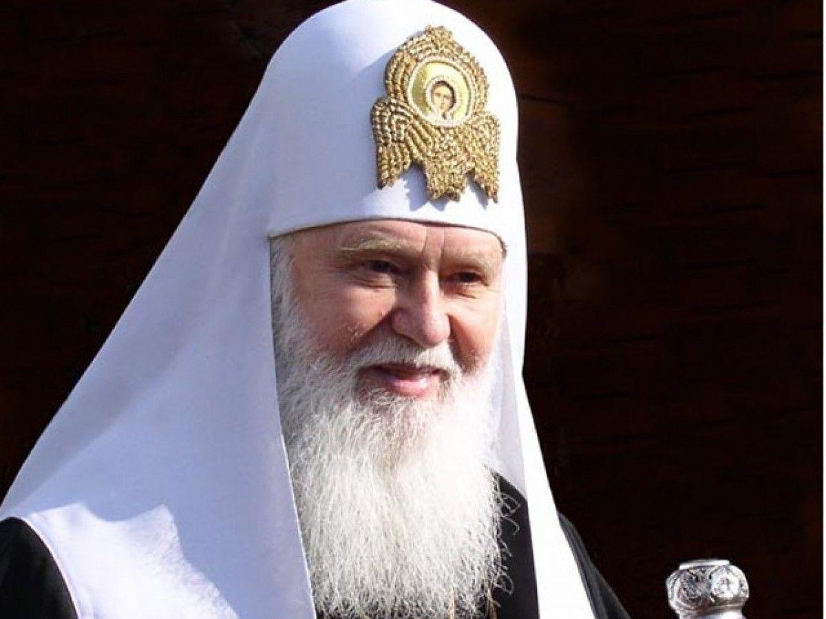 Патриарх Филарет / expres.ua