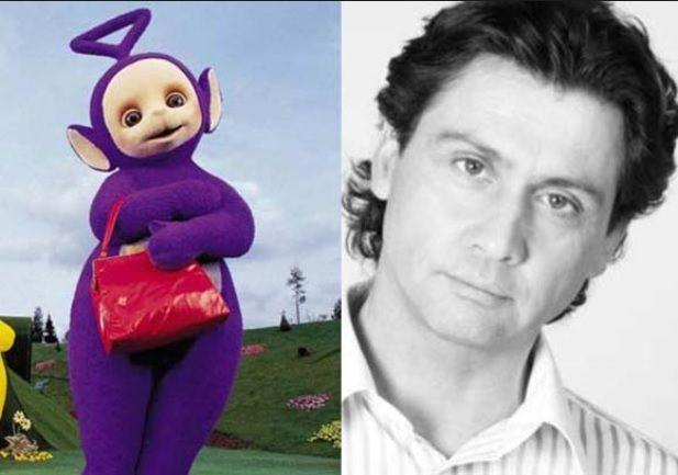 Актор, який грав «Телепузика» Тінкі-Вінкі, помер навулиці від переохолодження