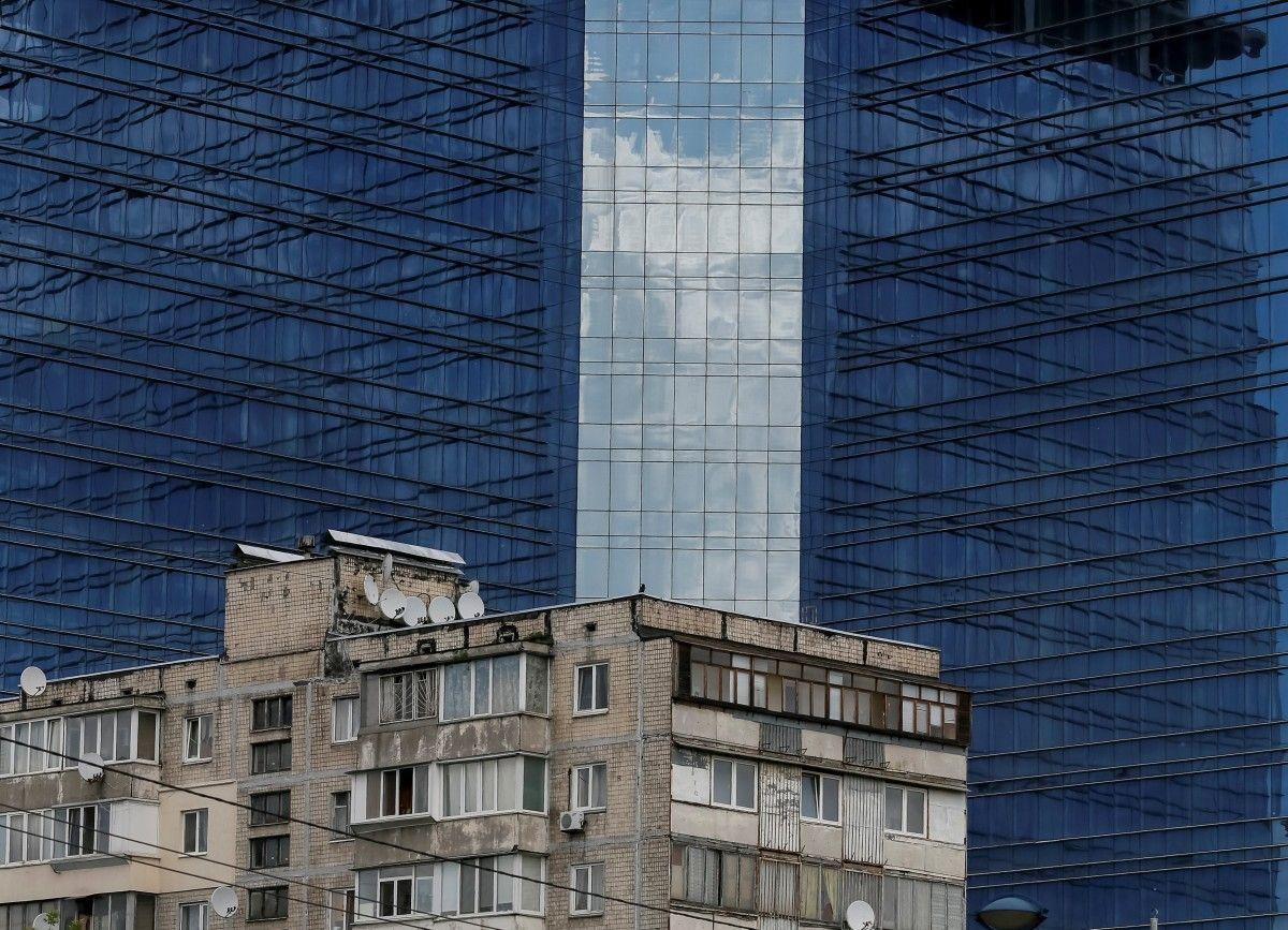Цены на жилье в Украине в прошлом году выросли почти на 9% / REUTERS