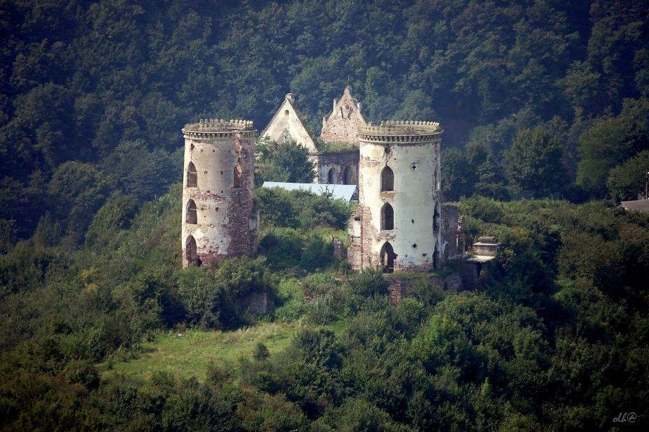 Продан Червоногородский замок / Тернопольская областная библиотека для детей