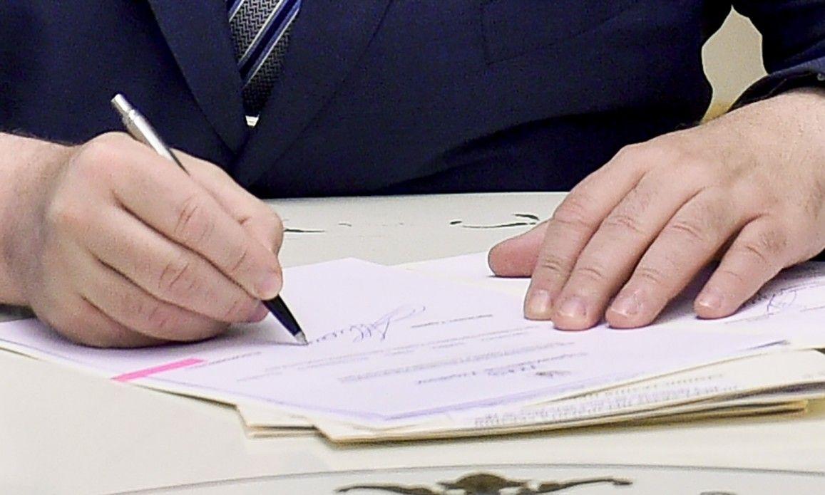 Зміна власників аграрного бізнесу Порошенка відбулася 31 жовтня / фото president.gov.ua