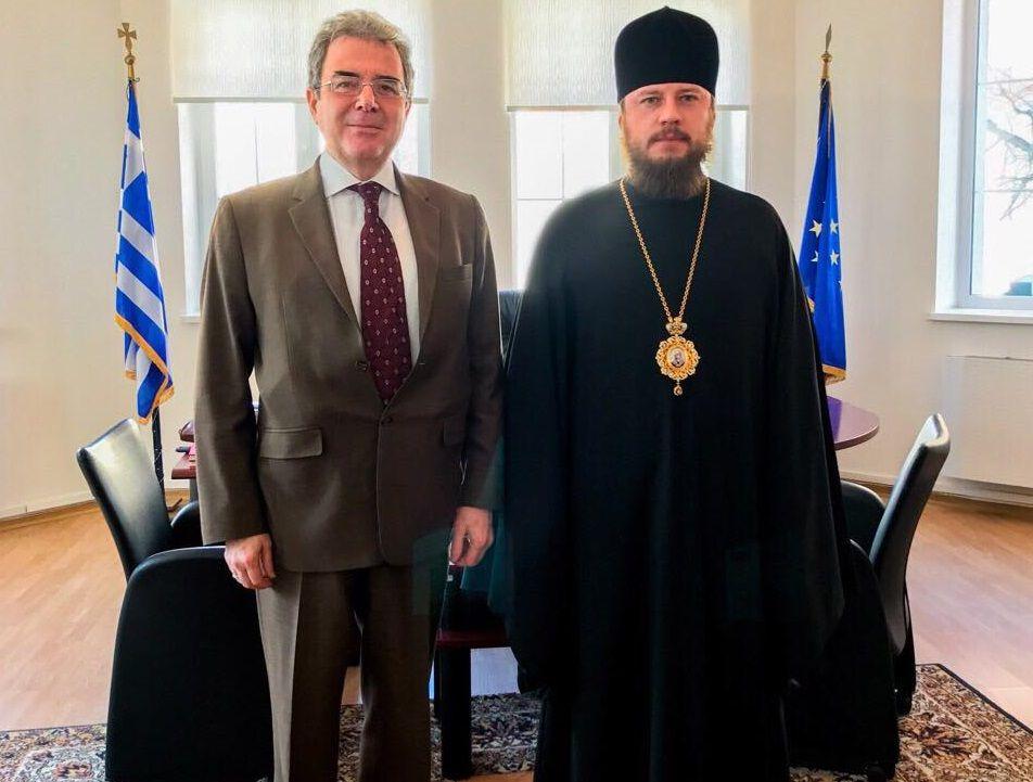 Посол подчеркнул важность международного направления деятельности православных конфессий / news.church.ua