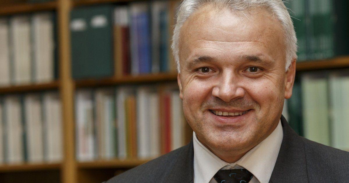 Александр Зан Фабиан, глава Консистории ЗРЦ / reformacio.ma